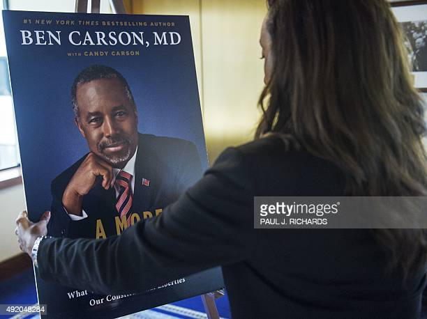 42 Ben Carson Discusses His New Book At National Press Club