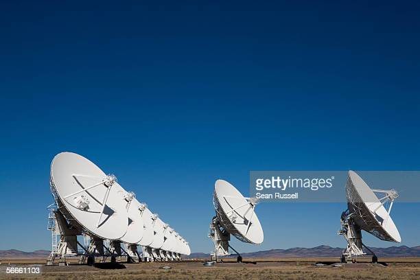 national radio astronomy observatory (socorro) - national radio astronomy observatory stock pictures, royalty-free photos & images
