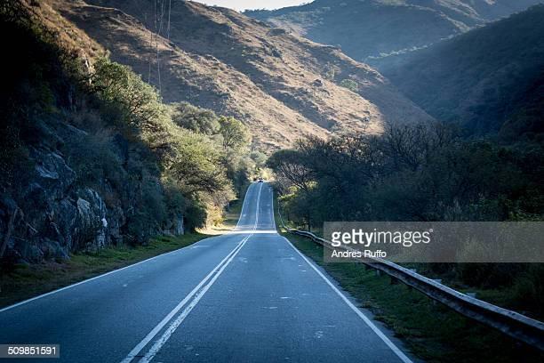 National Road RN 38 - Córdoba, Argentina