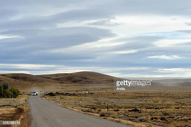 National Route 40 Argentine Patagonia The famous National Route 40 is a route snaking in western Argentine Patagonia