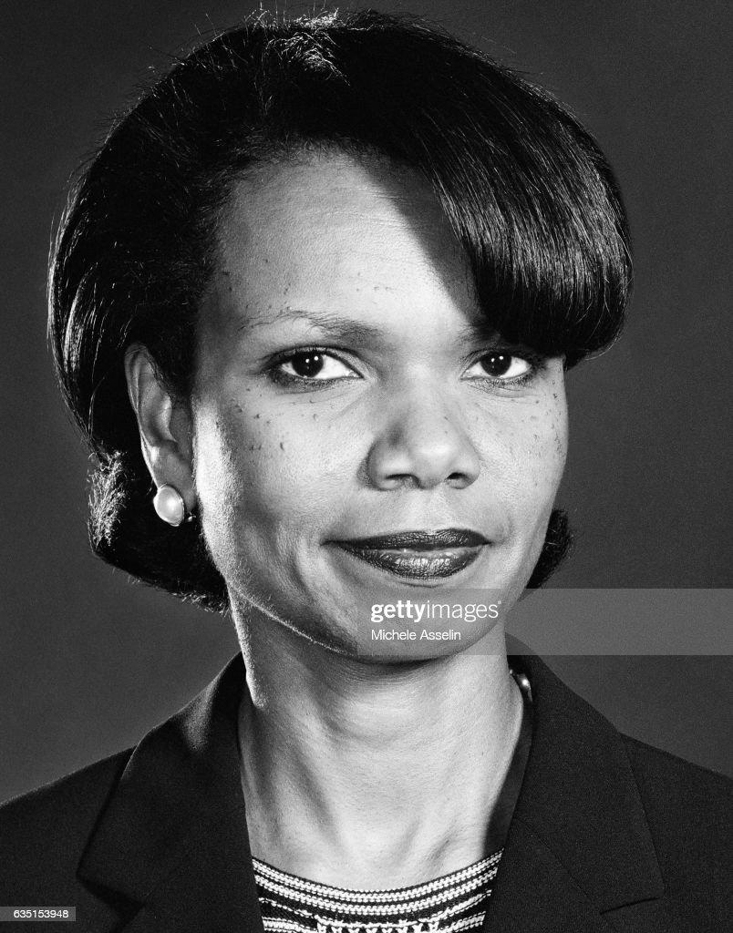 Condoleezza Rice, Portrait Session, 2002