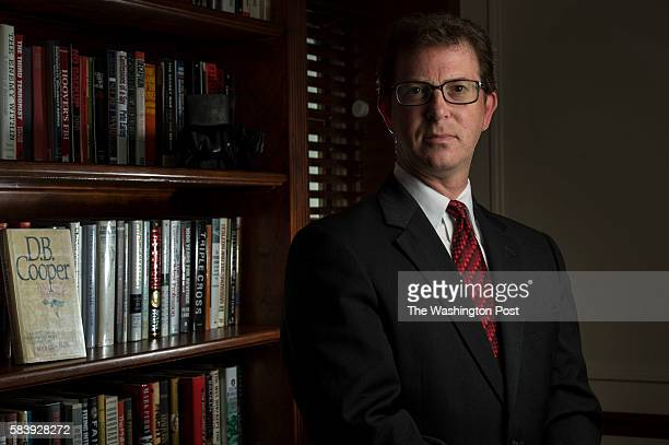 National security lawyer Mark Zaid is photographed at his home in the metro Washington DC area on Wednesday July 20 2016 The infamous hijacking case...