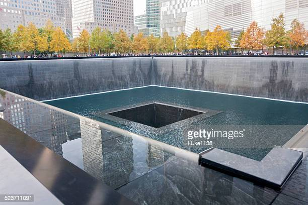 national september 11 memorial - world trade center memorial stock pictures, royalty-free photos & images