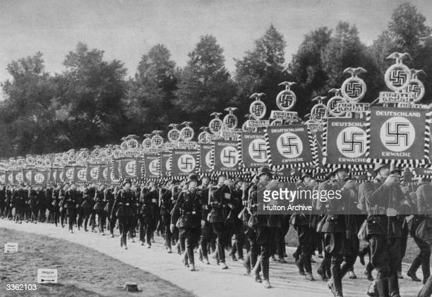 National Socialist German Workers party rally at Nuremberg