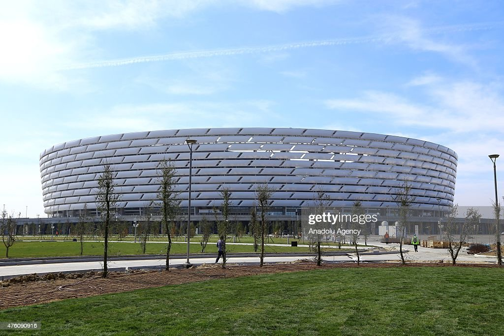 Baku 2015 European Games : ニュース写真