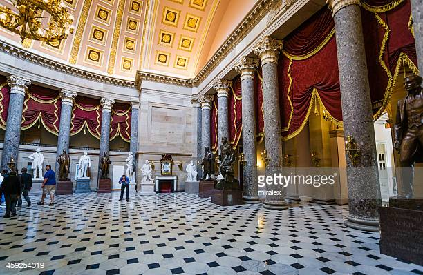 574 Us Capitol Building Interior Photos And Premium High Res Pictures Getty Images