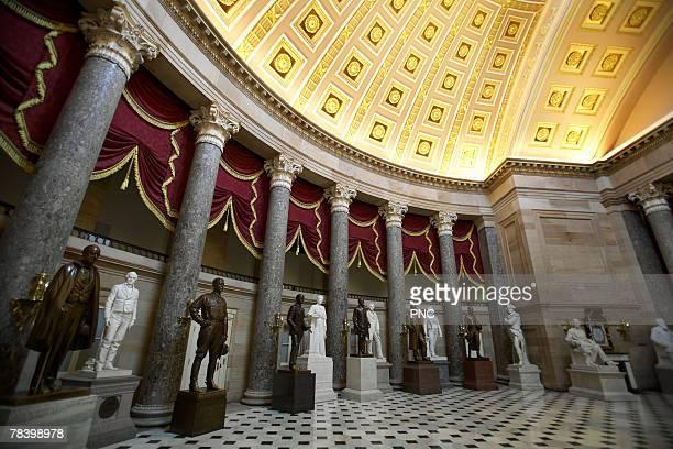 National Statuary Hall, United States Capitol, Washington DC