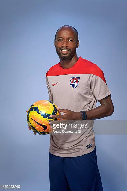 National team, DaMarcus Beasley is photographed for Sports Illustrated on May 24, 2014 in Palo Alto, California. PUBLISHED IMAGE. CREDIT MUST READ:...