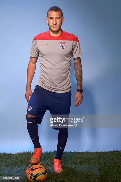 US national team Fabian Johnson is photographed for Sports Illustrated on May 24 2014 in Palo Alto California CREDIT MUST READ Alexis Cuarezma/Sports...