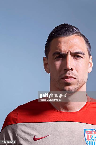 US national team Geoff Cameron is photographed for Sports Illustrated on May 24 2014 in Palo Alto California CREDIT MUST READ Alexis Cuarezma/Sports...