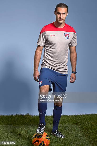 National team, Graham Zusi is photographed for Sports Illustrated on May 24, 2014 in Palo Alto, California. PUBLISHED IMAGE. CREDIT MUST READ: Alexis...