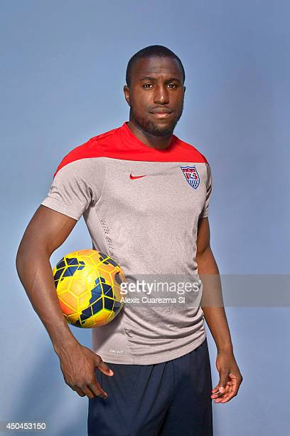 US national team Jozy Altidore is photographed for Sports Illustrated on May 24 2014 in Palo Alto California PUBLISHED IMAGE CREDIT MUST READ Alexis...
