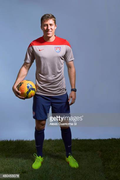 US national team Matt Besler is photographed for Sports Illustrated on May 24 2014 in Palo Alto California CREDIT MUST READ Alexis Cuarezma/Sports...