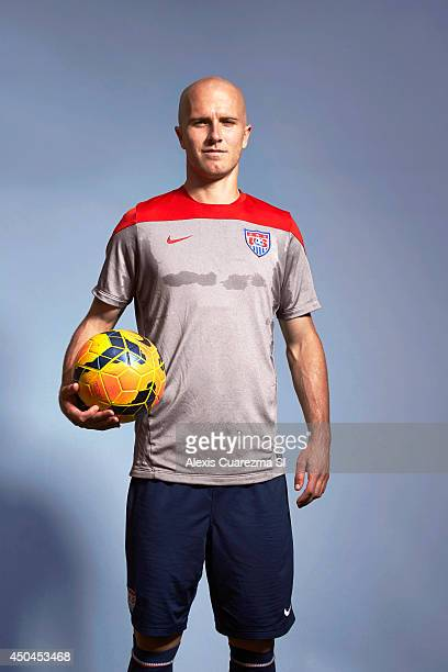 US national team Michael Bradley is photographed for Sports Illustrated on May 24 2014 in Palo Alto California PUBLISHED IMAGE CREDIT MUST READ...
