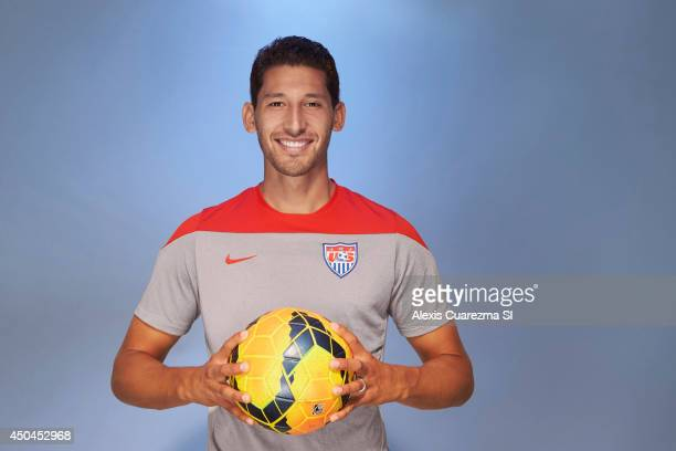 National team, Omar Gonzalez is photographed for Sports Illustrated on May 24, 2014 in Palo Alto, California. CREDIT MUST READ: Alexis...