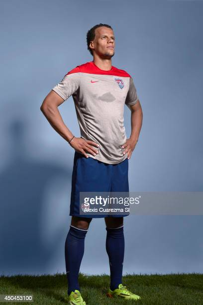 National team, Timmy Chandler is photographed for Sports Illustrated on May 24, 2014 in Palo Alto, California. PUBLISHED IMAGE. CREDIT MUST READ:...