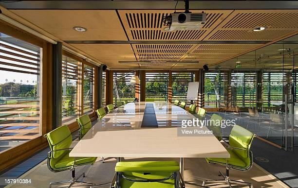 National Tennis Centre / Lawn Tennis Association Headquarters London United Kingdom Architect Hopkins Architects National Tennis Centre / Lawn Tennis...
