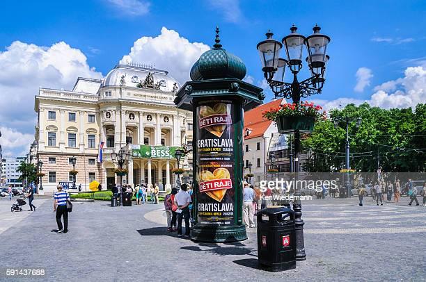 National Theater of Slovakia