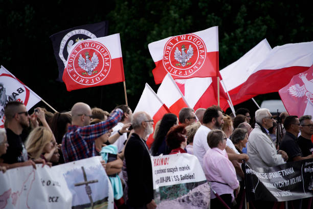 POL: Commemoration Of Polish Victims Of Ukrainian Genocide