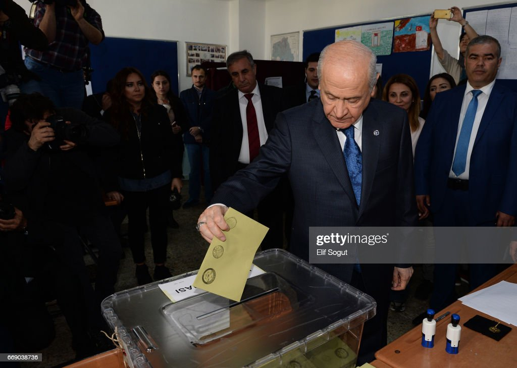 Turkey Holds A Referendum On Significant Constitutional Amendments