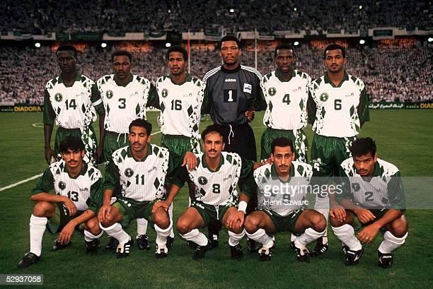 Saudi Arabien Fußball Nationalmannschaft