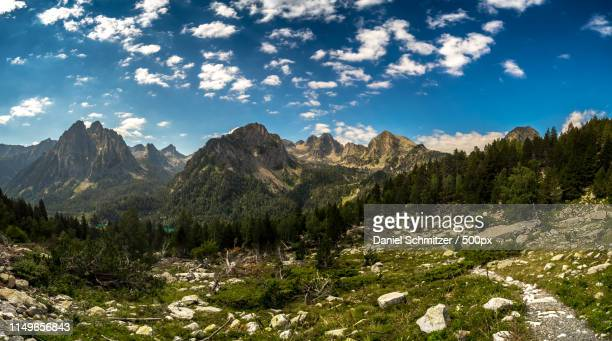 nationalpark aigüestortes, catalunya - nationalpark stock pictures, royalty-free photos & images