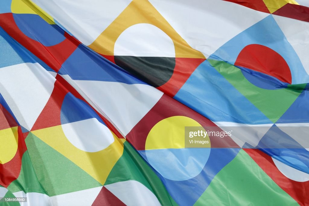 nations league flag during the uefa nations league a group 1 nieuwsfoto s getty images 2