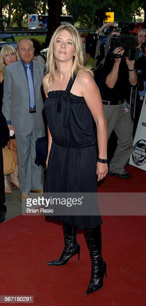 Nationwide Mercury Music Awards At The Grosvenor House Hotel London Britain 06 Sep 2005 Edith Bowman