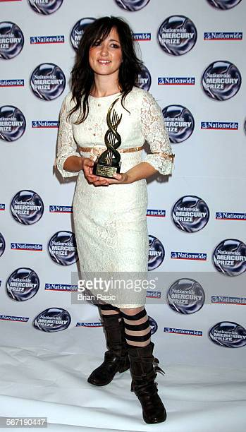 Nationwide Mercury Music Awards At The Grosvenor House Hotel London Britain 06 Sep 2005 Kt Tunstall
