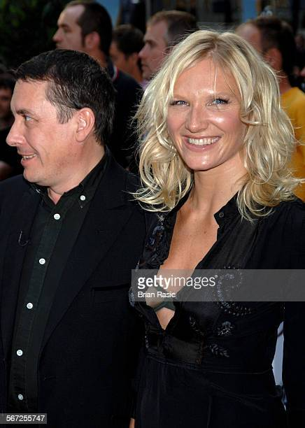 Nationwide Mercury Music Awards At The Grosvenor House Hotel London Britain 06 Sep 2005 Jools Holland And Jo Whiley