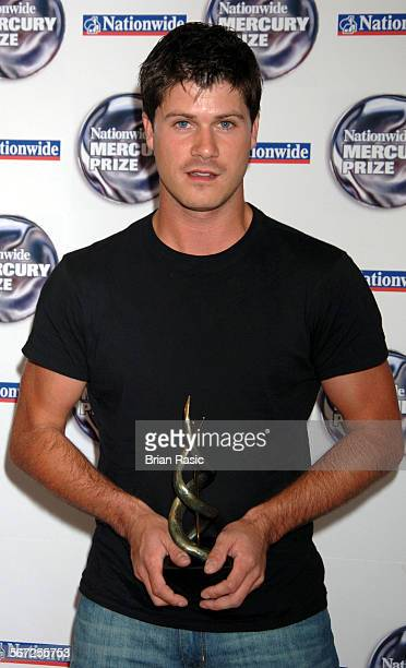 Nationwide Mercury Music Awards At The Grosvenor House Hotel London Britain 06 Sep 2005 Seth Lakeman