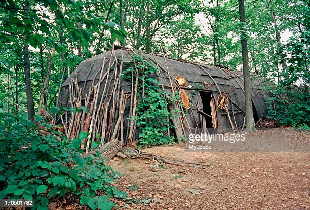 Native American Dwelling Found Along The Delaware River Area