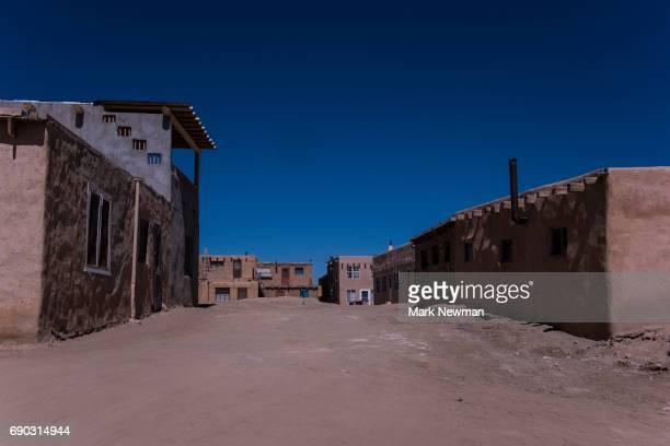 Native American Pueblo