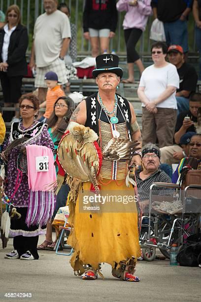 Native American War Veteran