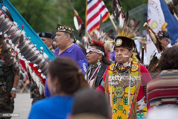 Nativo americano Veterano de Guerra