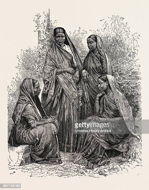 Native Women Converts To Christianity The Bombay Presidency Was A Province Of British India It Was First Established At Surat In The 17th Century As...