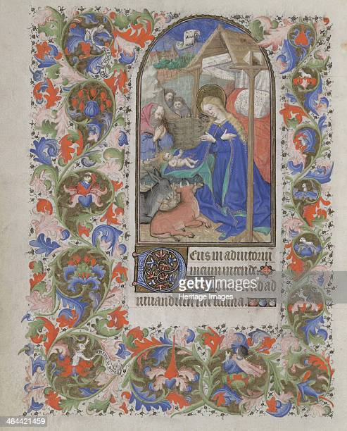 Nativity 14401460 Found in the collection of the The Morgan Library Museum New York