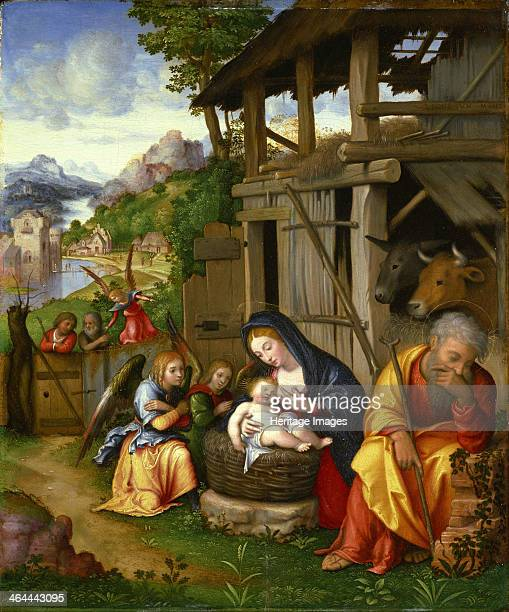 Nativity ca 1515 Found in the collection of the National Museum of Western Art Tokyo