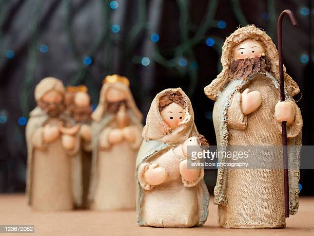 Nativity figurines