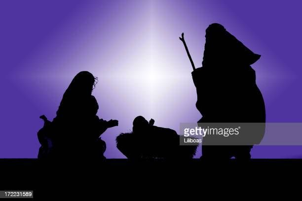 nativity! - jesus birth stock pictures, royalty-free photos & images
