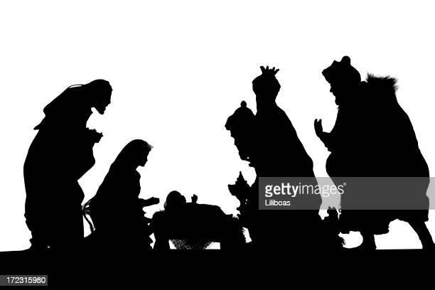 Nativity (fotografada silhueta