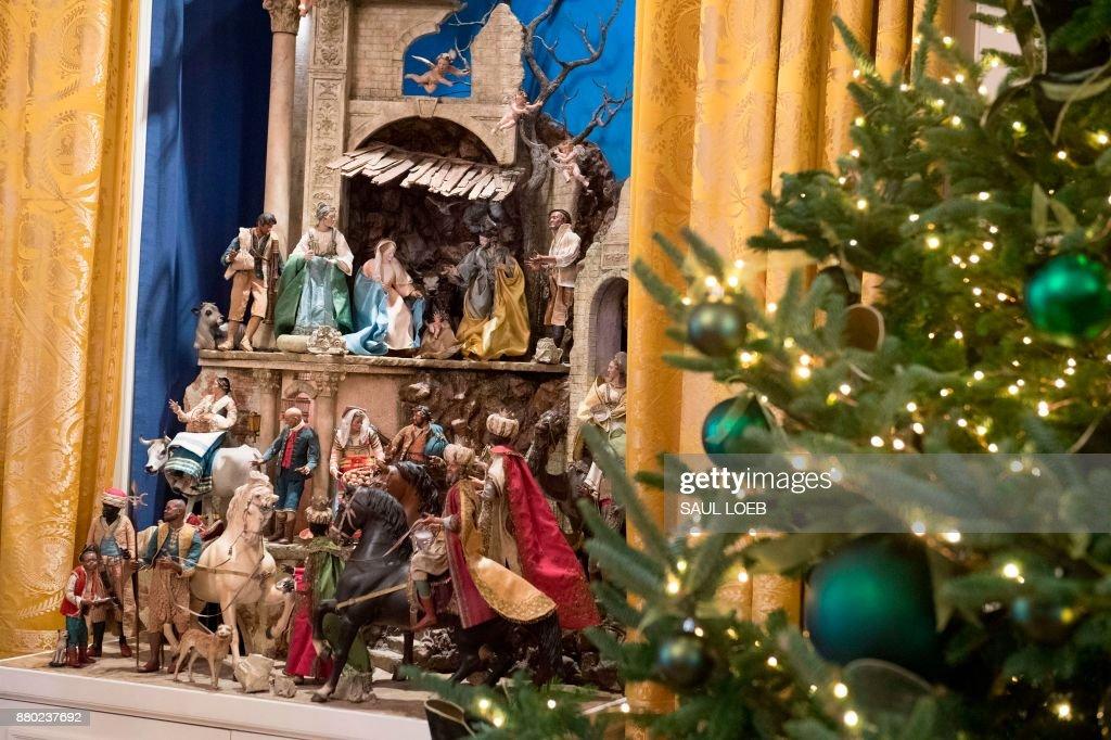 US-HOLIDAY-CHRISTMAS : News Photo