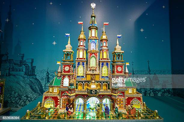 Nativity Scene created by Tadeusz Freiberg received a special distinction in middle size category, during the 74th Krakow Nativity Scene Contest...