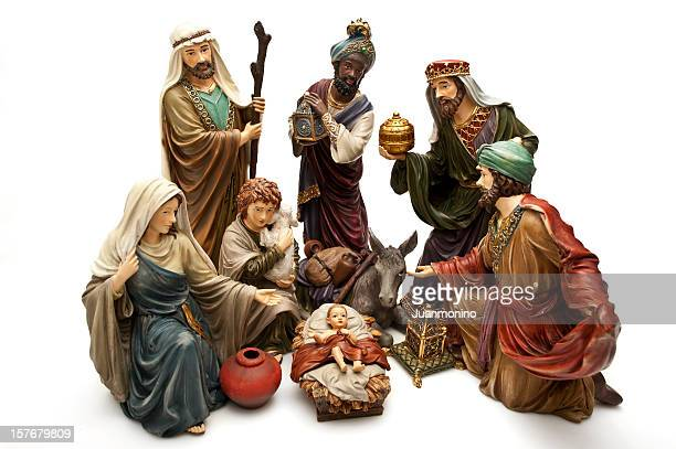 nativity scene - nativity stock photos and pictures