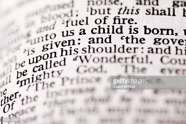 Nativity história de texto
