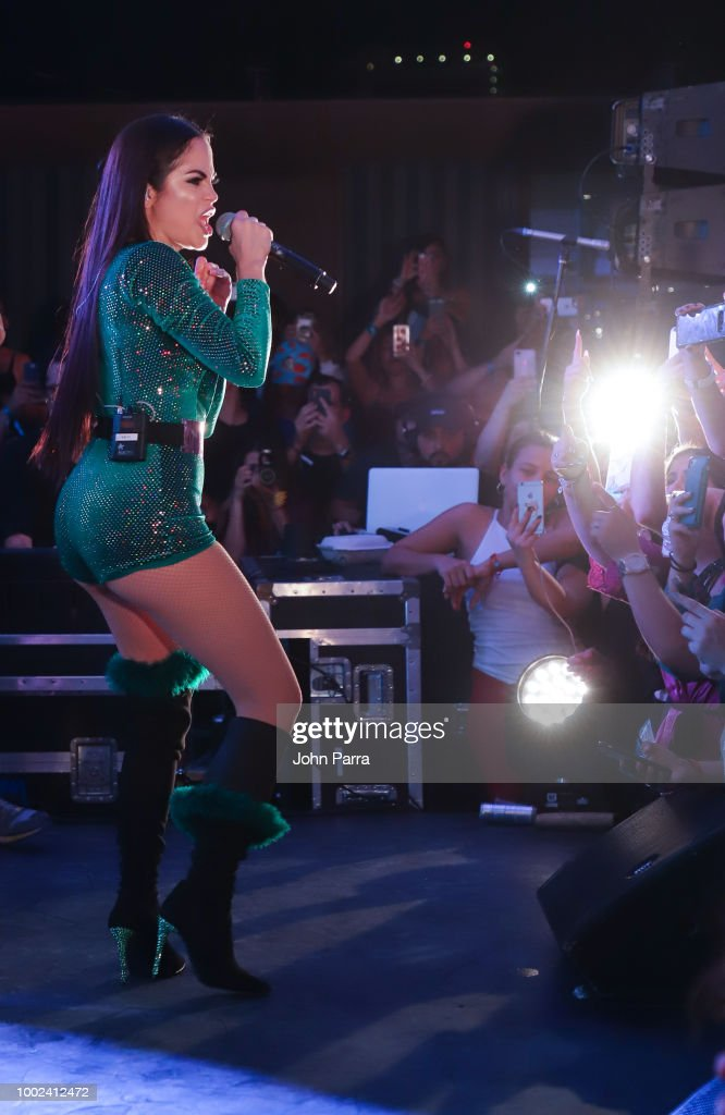 Natti Natasha In Concert - Miami, Florida