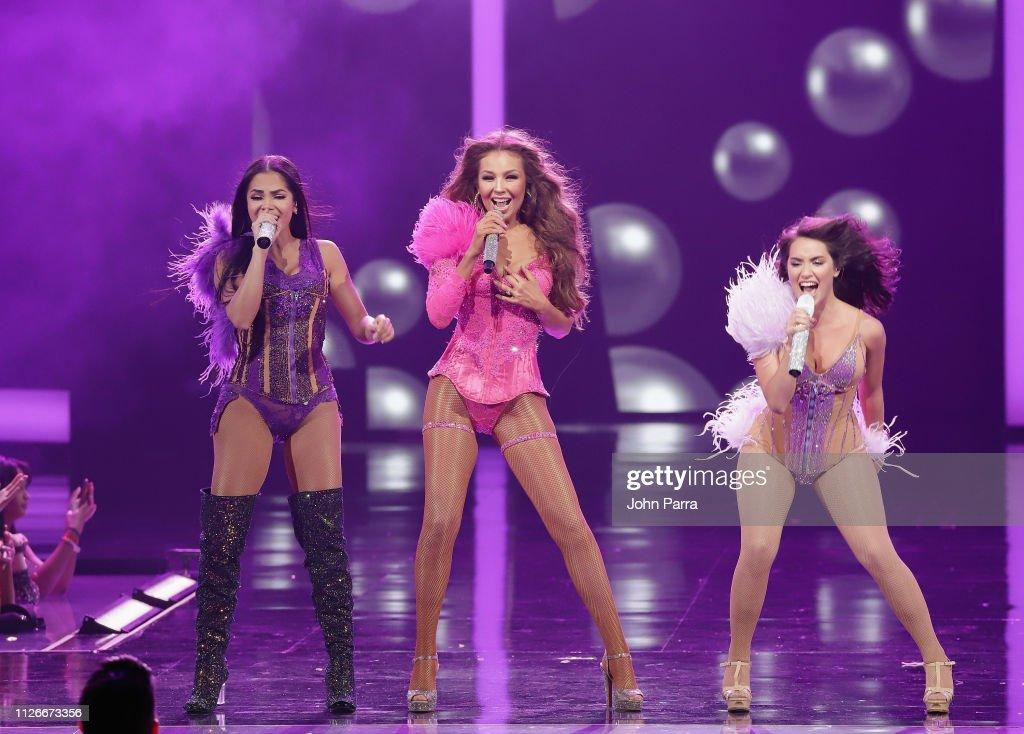 Univision's 31st Edition Of Premio Lo Nuestro A La Musica Latina - Show : News Photo
