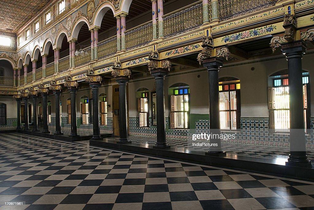 Nattukottai chettiar house Pictures | Getty Images