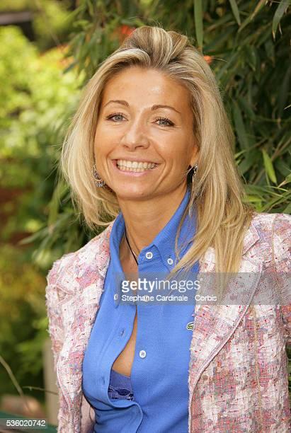 Natty Belmondo at Roland Garros Village