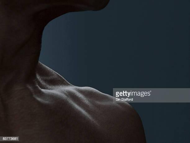 Vieillissement naturel du corps homme